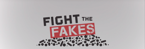 Support Fight the Fakes on Thunderclap!