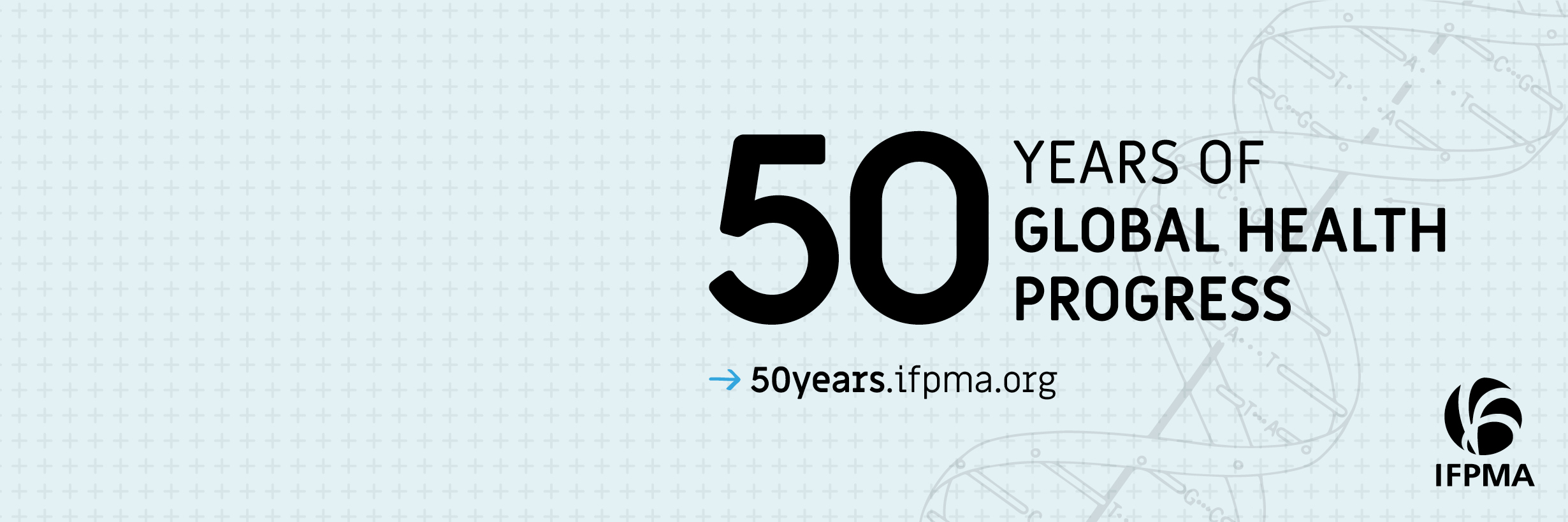 IFPMA@50 ideo: 50 years of global health progress