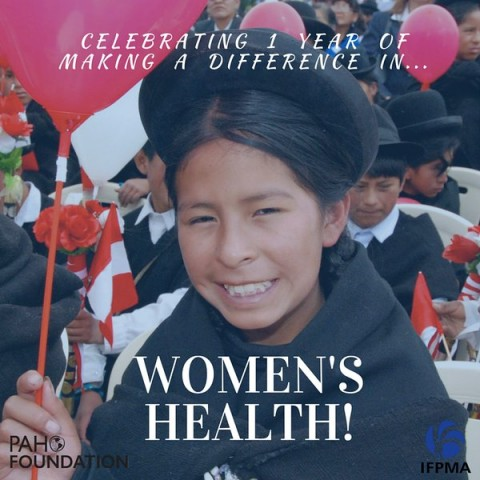Partnership to improve prevention of women's cancers and quality of cancer registries in LAC reaches 1 year milestone