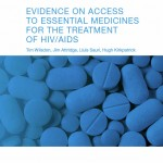 Evidence on access to essential medicines for the treatment of HIV/AIDS