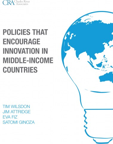 Policies that encourage innovation in middle-income countries