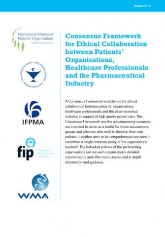 Consensus framework for ethical collaboration