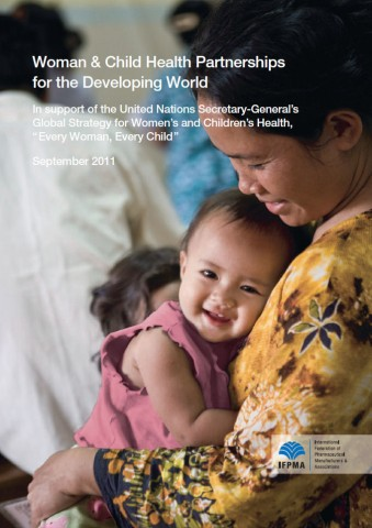 Cover_Woman&Child Health Partnerships2011