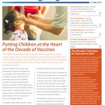 IFPMA event highlights: putting children at the heart of the decade of vaccines