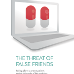 FIP-IFPMA brochure: The threat of false friends