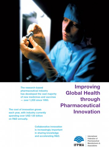 Improving global health through pharmaceutical innovation