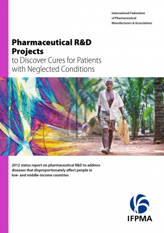 2012 Pharmaceutical R&D projects to discover cures for patients with neglected conditions