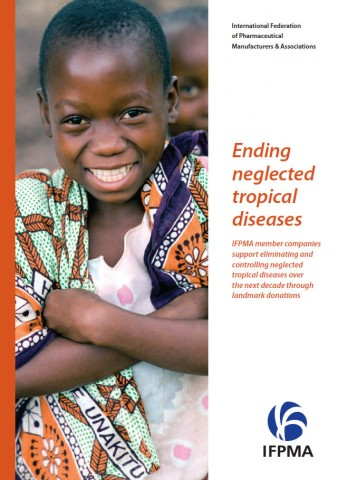 Ending neglected tropical diseases 2012 IFPMA member companies support eliminating and controlling neglected tropical diseases over the next decade through landmark donations