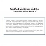 UCL matrix insight: Falsified medicines and the global public health