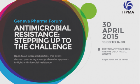 Antimicrobial Resistance: Stepping up to the Challenge
