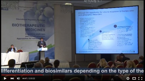 Biotherapeutic medicine workshop in Russia, 2013