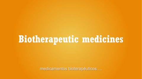 IFPMA: Biotherapeutic medicines explained (Spanish)