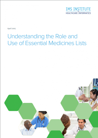 Understanding the role and use of essential medicines lists