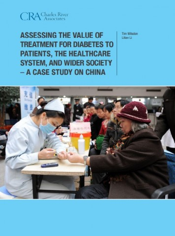 Assessing the value of treatment for diabetes to patients, the healthcare system, and wider society – A case study on China