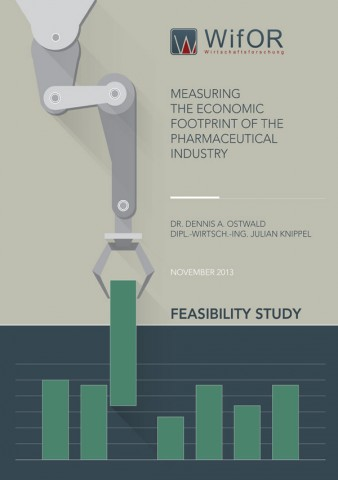 Measuring the economic footprint of the pharmaceutical industry