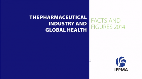 Pharma R&D and global health – IFPMA facts & figures 2014