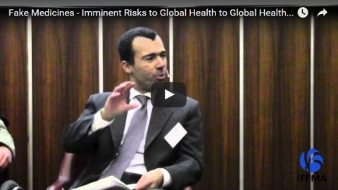Fake medicines – Imminent risks to global health: remarks by Jamil Chade