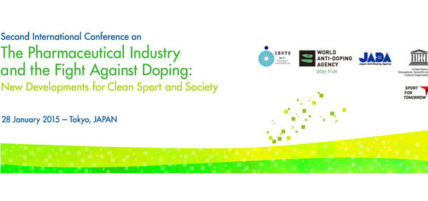 2nd International Conference on The Pharmaceutical Industry and the Fight Against Doping