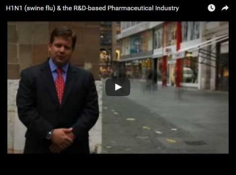 H1N1 (swine flu) & the R&D-based Pharmaceutical Industry