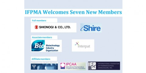 IFPMA welcomes seven new members