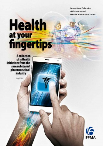 IFPMA joins ITU and WHO in Be He@lthy, Be Mobile mHealth initiative to reduce the impact of non-communicable diseases (NCDs)
