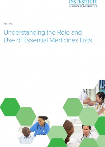 New study reveals how the essential medicines list operates