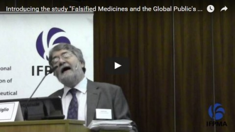 "Introducing the study ""Falsified medicines and the global public's health"""