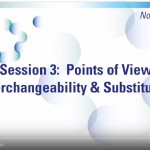Latin America conference-day 2 session 3: Points of view, interchangeability & substitution