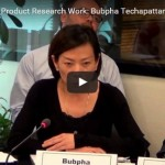 Making natural product research work: Bubpha Techapattaraporn