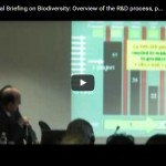 Technical Briefing on Biodiversity: Overview of the R&D process, part 1
