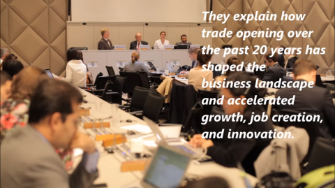 WTOat20 trade means business (video slideshow)