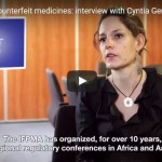 IFPMA 2015 interview series 'The threat of counterfeit medicines'