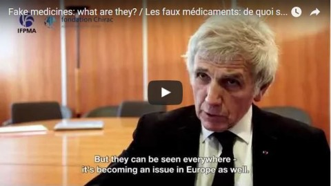 IFPMA 2015 interview series 'Fake medicines: what are they? / Les faux médicaments: de quoi s'agit-ils?'