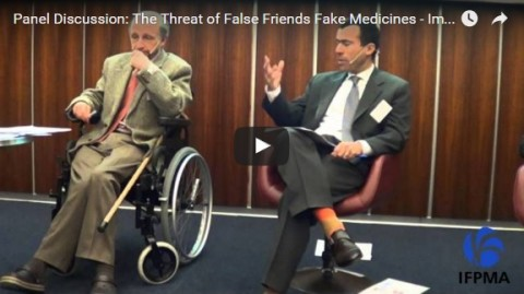 Panel discussion: The threat of false friends fake medicines – Imminent risks to global health