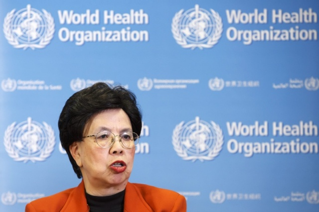 Statement of Dr Margaret Chan, WHO DG