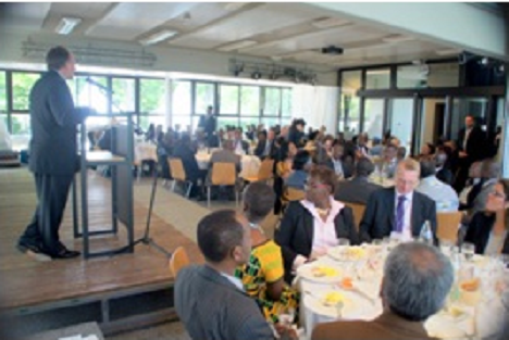 Non-Communicable Diseases: Addressing Africa's Next Challenge through Innovative Partnerships