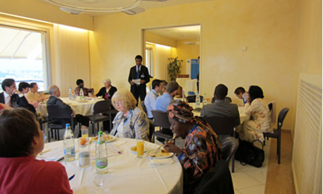 Luncheon Discussion: Education, a Key Determinant for Prevention of Non-Communicable Diseases