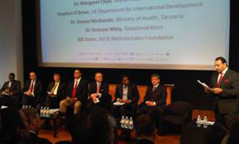 Uniting to Combat Neglected Tropical Diseases (NTDs) conference