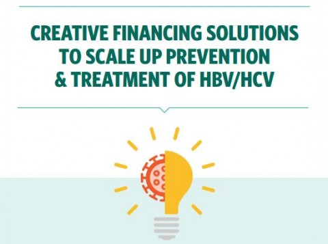 Innovative sources of financing to help scale up prevention and treatment of viral hepatitis in low and middle-income countries
