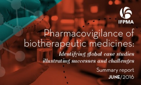Pharmacovigilance of biotherapeutic medicines - case studies