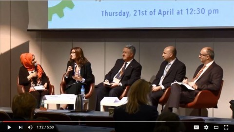 IFPMA & IFPW Supply chain session 2016 Global Health Forum - Video Highlights