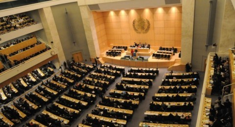 IFPMA contribution to key global health discussions @WHA70 (22-31 May 2017)