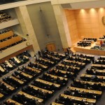 Biopharma contributes to key global health discussions at WHA69