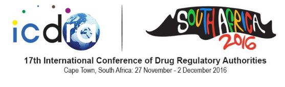 Welcome to the 17th International Conference of Drug Regulatory Authortities (ICDRA)