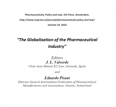 The Globalisation of the Pharmaceutical Industry
