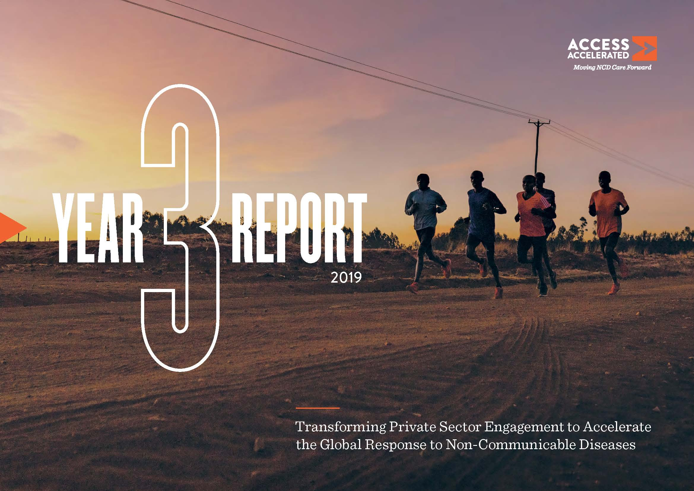 Access Accelerated Year 3 report reflects on global burder of NCDs in 2019