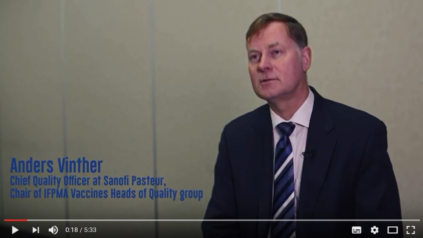 Interview with Anders Vinther on medicines & vaccines shortages