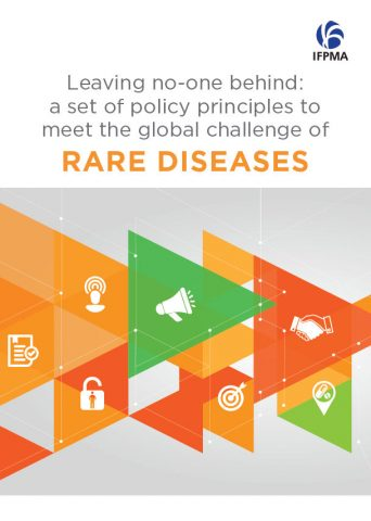 IFPMA launches new policy principles and report  on Rare Disease Day 2017 to benefit patients, healthcare and society