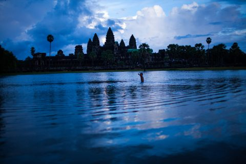 ΄Angkor Wat΄ for Kantha Bopha