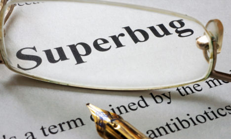 Unlikely bedfellows join to fight superbugs
